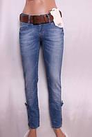Женские джинсы веснa укороченные