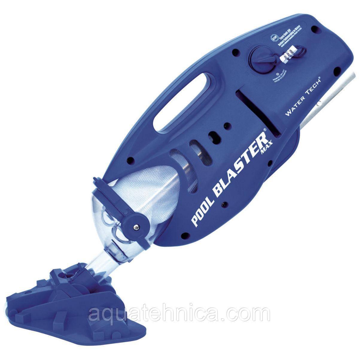 Ручний автономний пилосос для басейну Pool Blaster MAX