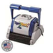 Робот-пылесос автоматический для бассейна Hayward TigerShark 2 (резиновый валик)
