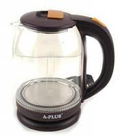 Чайник електро.  А-Плюс 2 л. 1318-EK (12)