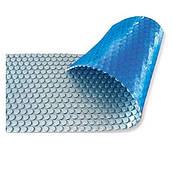 Теплосберегающее покрытие для бассейна AquaViva Platinum Bubble 6,0м солярная пленка