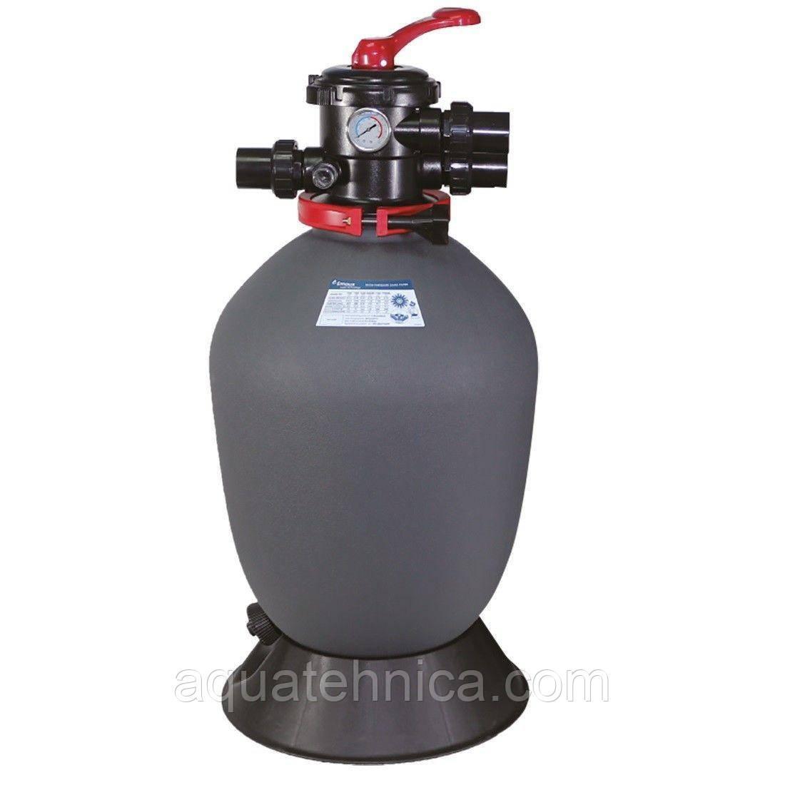 Фильтр песочный для бассейна Emaux T700 Volumetric (19.5 м³/час)