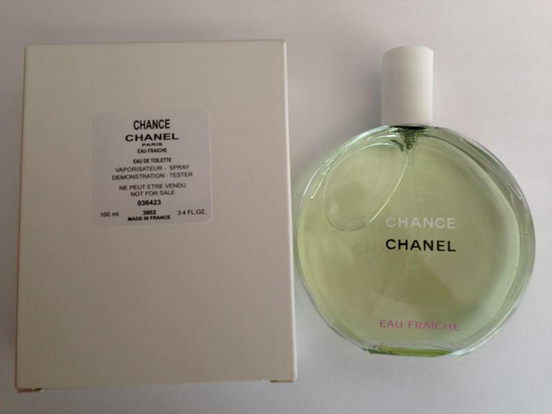 Тестер Chanel Chance Fraiche шанель шанс