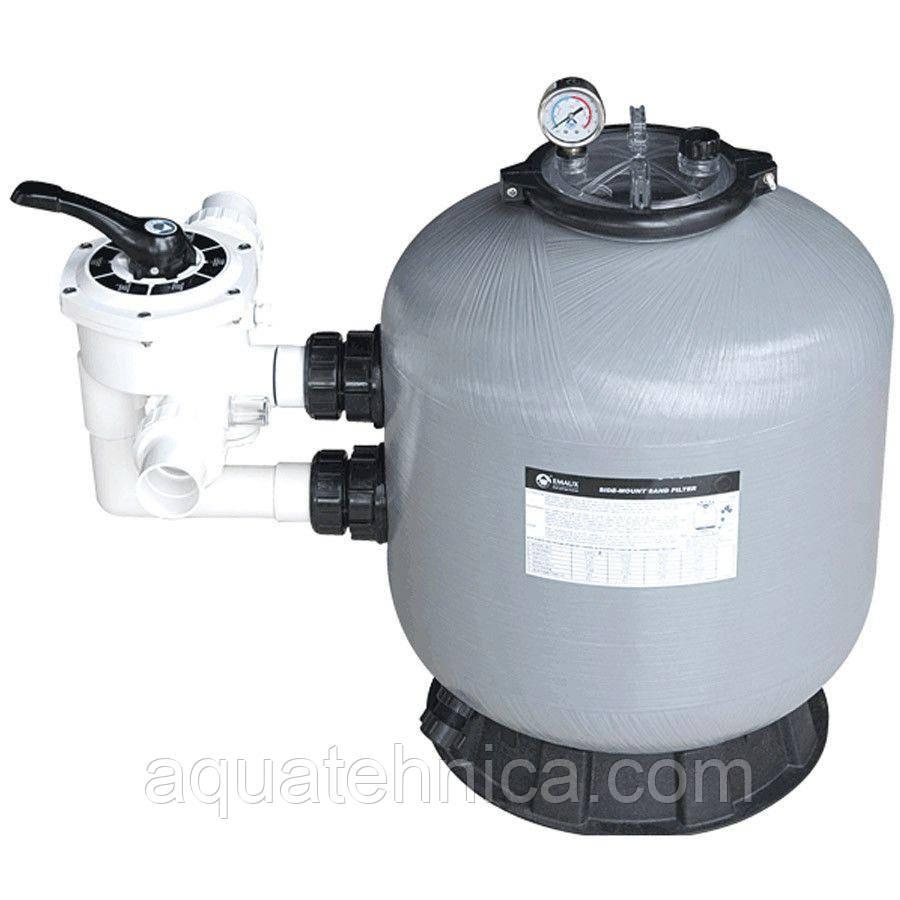 Фильтр песочный для бассейна Emaux S500 D535мм, 11,1м3\ч, боковое подключение