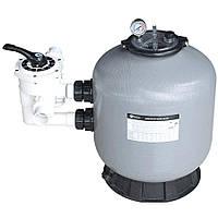Фильтр песочный для бассейна Emaux S500 D535мм, 11,1м3\ч, боковое подключение, фото 1