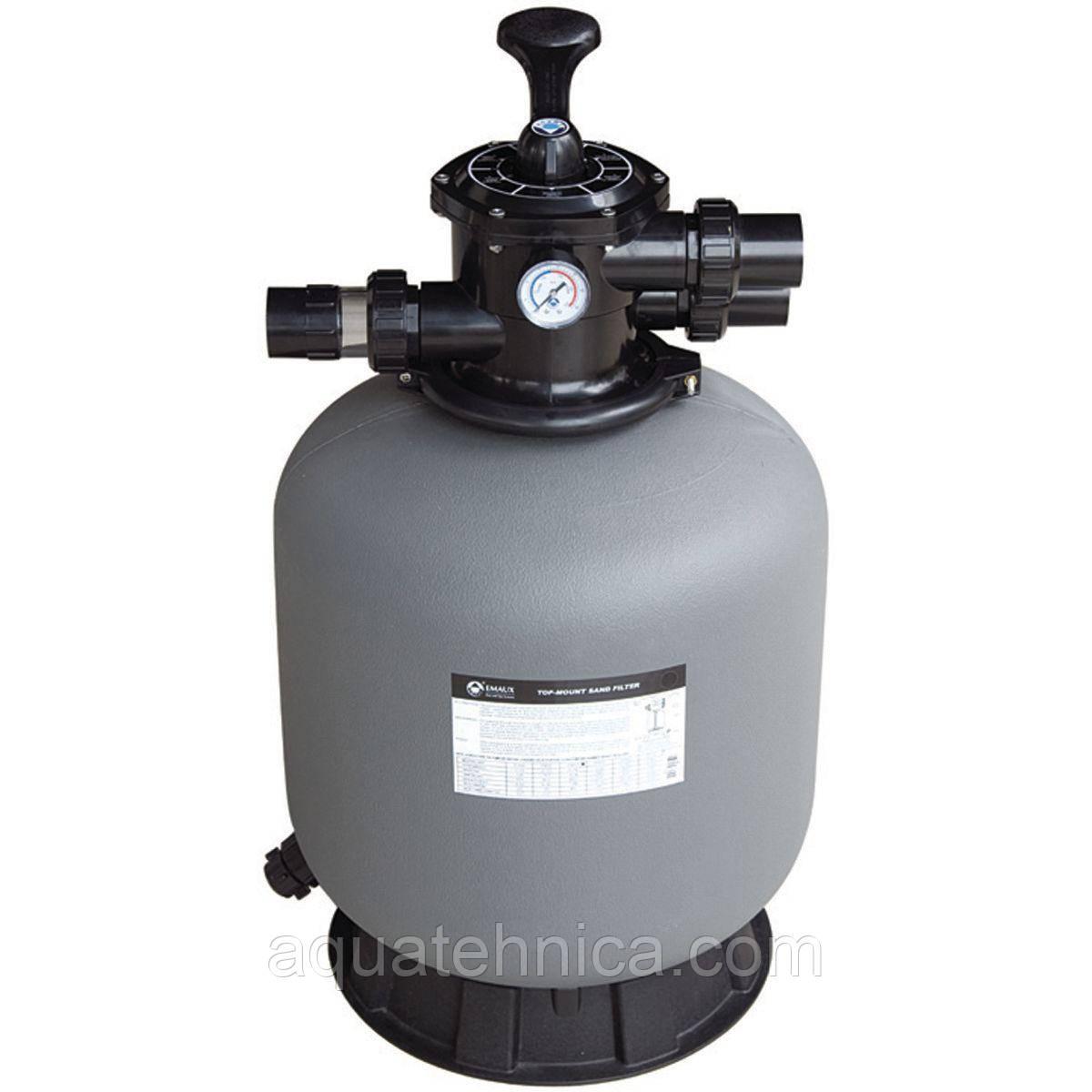 Фильтр песочный для бассейна Emaux P650 D627мм, 15,3м3\ч, верхнее подключение