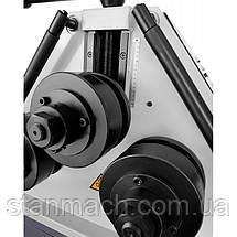 Профилегибочный станок Cormak RBM 50 HV (Трёхроликовый гибочные станок) \ Профилегиб Кормак РБМ 50 ХВ, фото 3