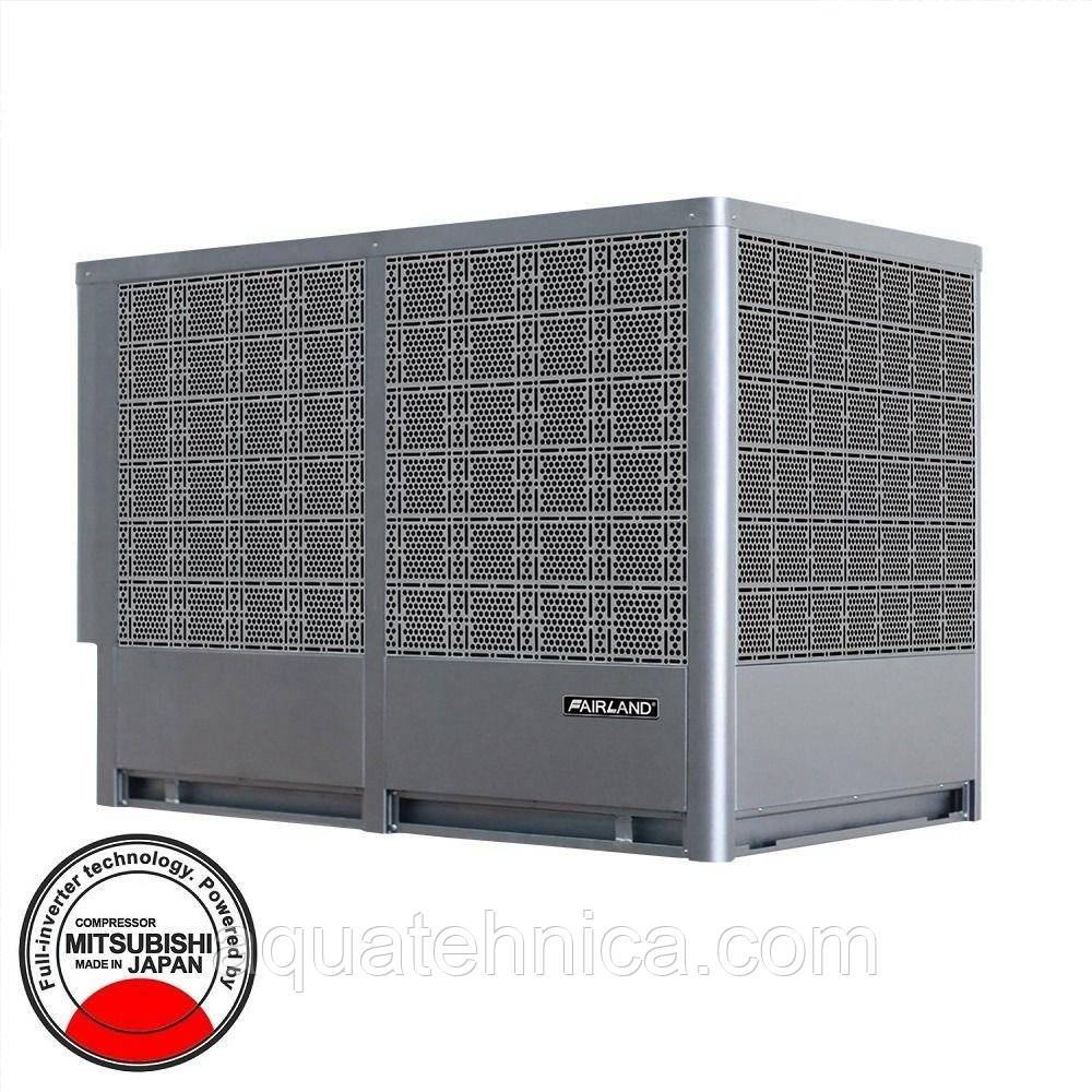 Насос інверторний теплової Fairland IPHC150T, тепло і охолодження теплої води для комерційних об'єктів