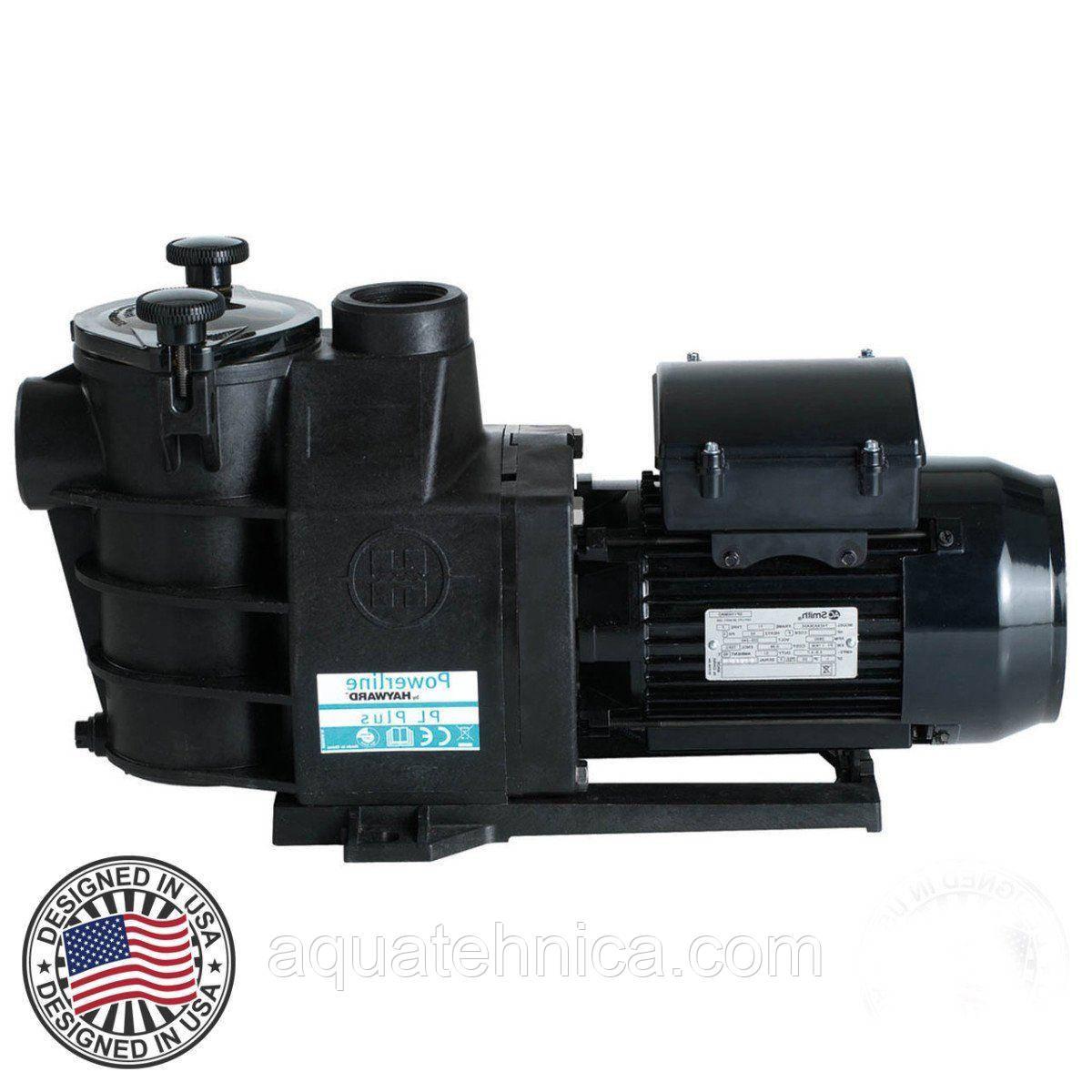 Насос для басейну Hayward PL Plus 81033 (220В, 15.7 м3/год, 1.5 HP)