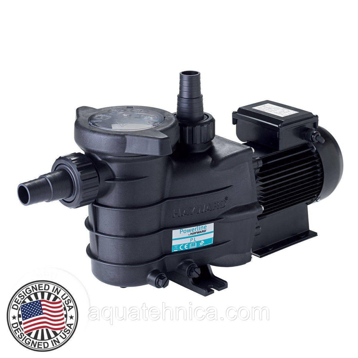 Насос для бассейна Hayward PL 81002 (220В, 5.4 м³/час, 0.25 HP)