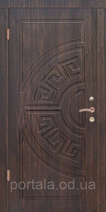 """Входная дверь """"Портала"""" (серия Элит) ― модель Греция"""