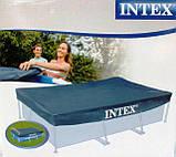 Тенты для бассейнов Intex всех типов, фото 4