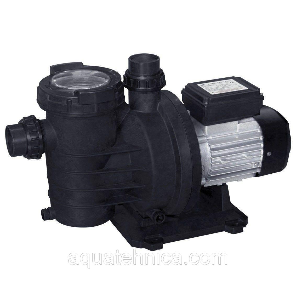 Насос для бассейна AquaViva LX SWIM075M 16 м3/ч, 220В