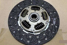 Диск сцепления ведомый (VALEO 5 пружин) Богдан А069, Hyundai HD65/HD72