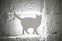 """Світильник """"CatWall"""" Сніжок, фото 1"""