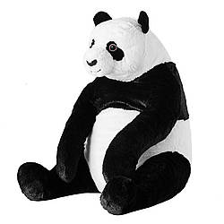 IKEA DJUNGELSKOG (804.028.09) Мягкая игрушка, панда