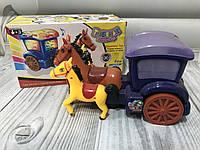 Карета з кіньми 789