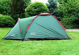 Палатка для 3-х человек IGLO FXF Travel 210x120x130, фото 2