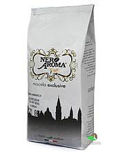 Кава в зернах Aroma Nero Exclusive, 1 кг (90/10)