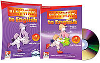Английский язык / Playway to English / Pupil's+Activity Book+CD. Учебник+Тетрадь (комплект), 4 / Cambridge