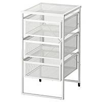 IKEA LENNART (303.261.77) Комод, белый