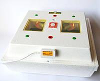 Инкубатор бытовой ручной переворот МИ-30-1-С с электромеханическим терморегулятором Квочка 1790