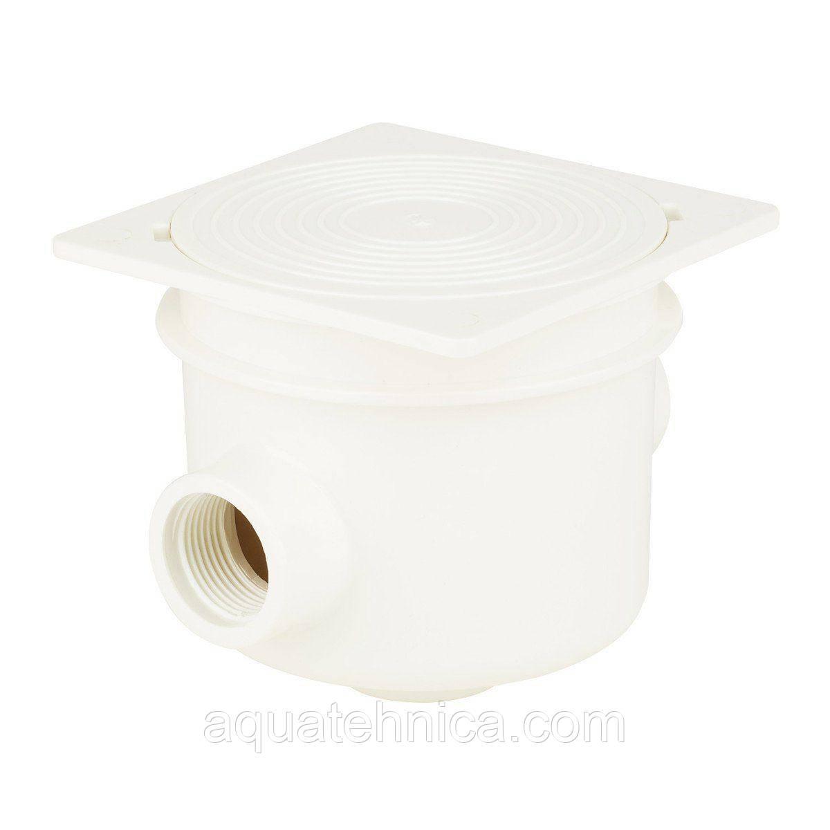 Розпаячна коробка Emaux EM2823 дозовая для монтажу світильників для басейну