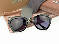 Женские солнцезащитные очки miu miu smu 10ns, фото 1