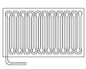 Панель для сухого монтажу на стелі, 2000х625