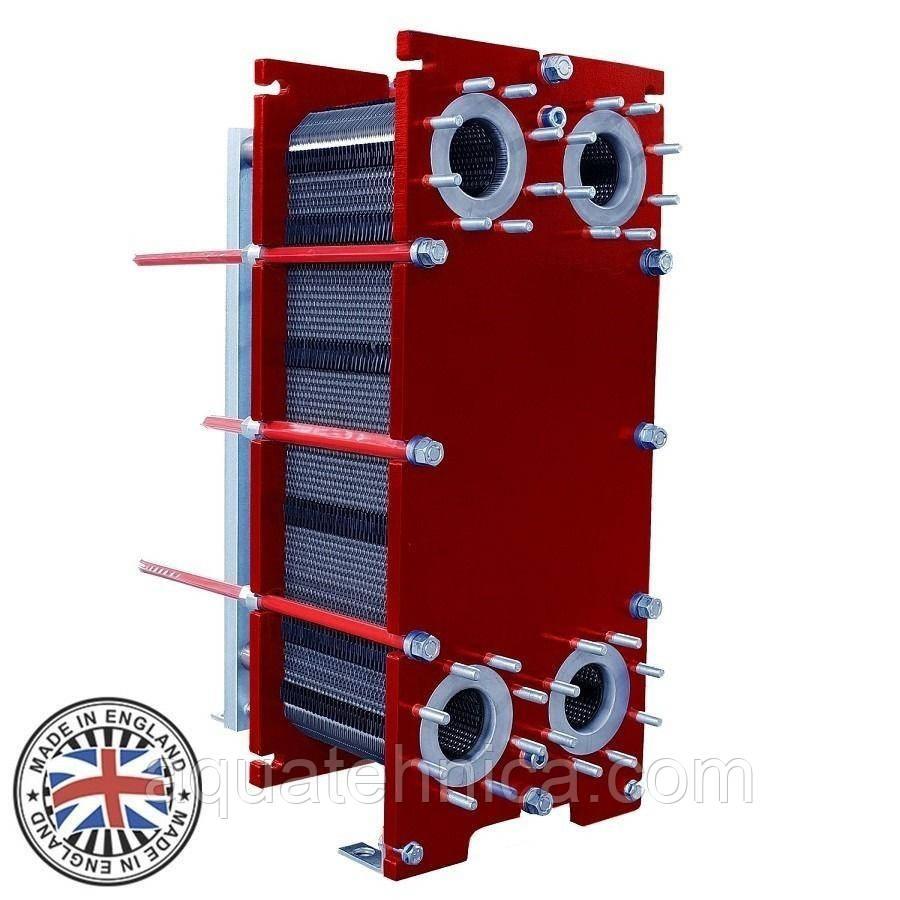 Теплообменник для бассейна Elecro PHE670-TI 672 кВт для обогрева габаритных бассейнов