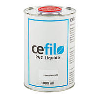 Жидкий герметик для бассейна ПВХ Cefil для лайнера бесцветный