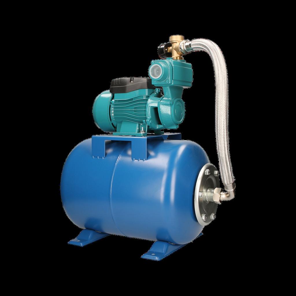 Гидрофор IBO WZI 250W бак 24L 35 l/min