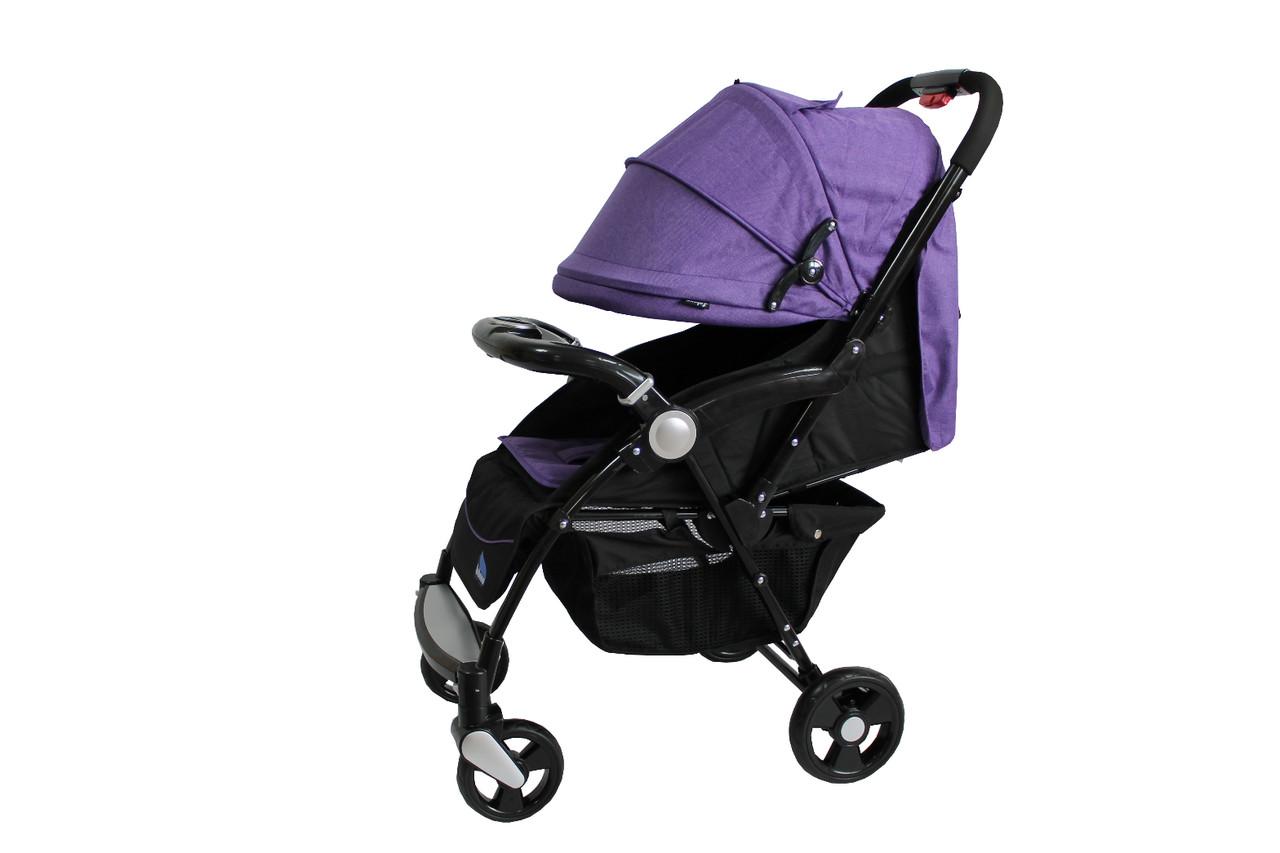 Коляска прогулочная LaBona Baby Line T-115 фиолет