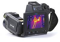 Камера InGaAs / инфракрасная / для установок нагрева, вентиляции и кондиционирования воздуха / переносная FLIR T600bx-Series -