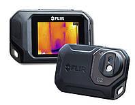 Камера изображение в тепловых лучах / ПЗС / видимая / для установок нагрева, вентиляции и кондиционирования воздуха FLIR C2 - FLIR-SYSTEMS-FLIR-C2