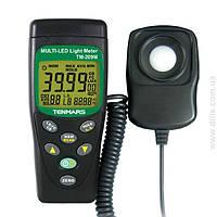 Люксметр TM-209M для измерения света неоновых и светодиодных источников