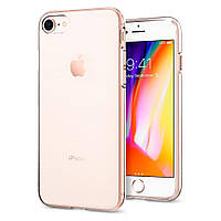 Чехол Spigen для iPhone 8/7 Liquid Crystal, Crystal Clear (054CS22203), фото 1