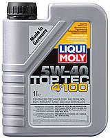 Синтетическое моторное масло Liqui Moly Top Tec 4100 SAE 5W-40 1л