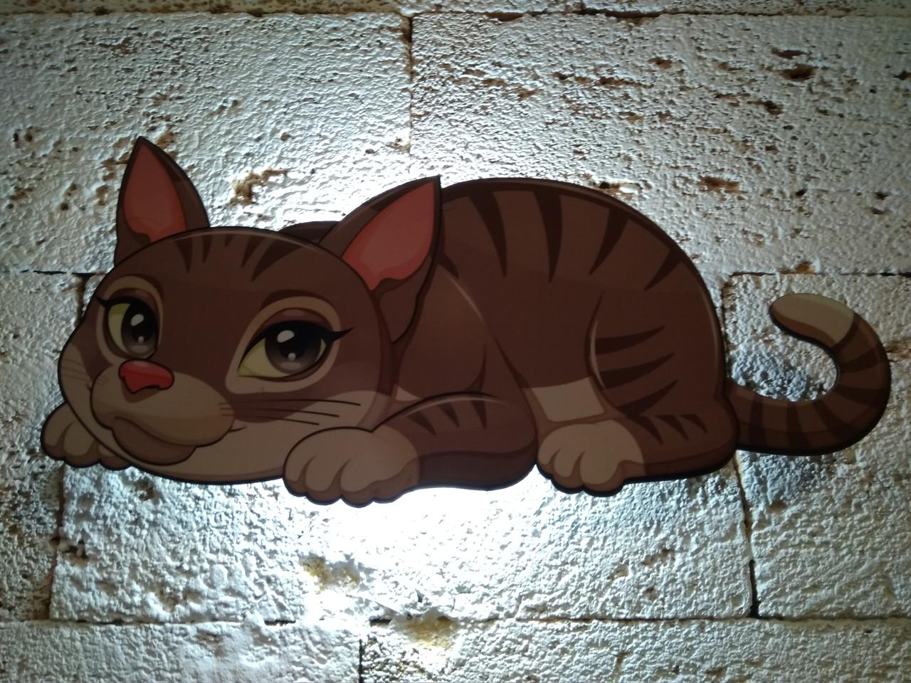 "Светильник ""CatWall"" Серик"