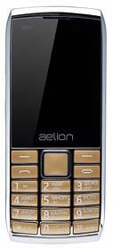 Телефон AELion A600 Metal/Gold