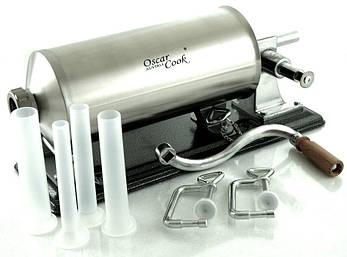 Шприц ковбасний OSKAR COOK 5,5 кг, фото 2