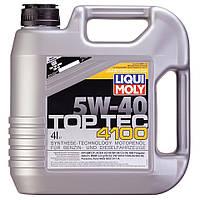 Синтетическое моторное масло Liqui Moly Top Tec 4100 SAE 5W-40 4л