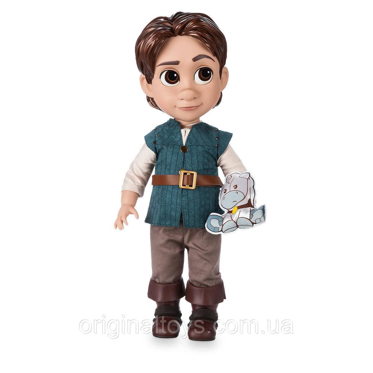 Лялька маля Флінн Райдер Колекція Аніматорів Дісней Animators Collection Flynn Disney