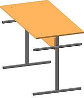 Стол для столовой 4х местный 1200мм