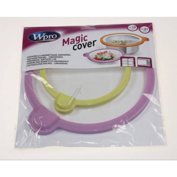 Набор вакуумных крышек для сохранности продуктов Magic cover Wpro 484000000770