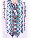 Вышиванка мужская с отложным воротником, фото 2