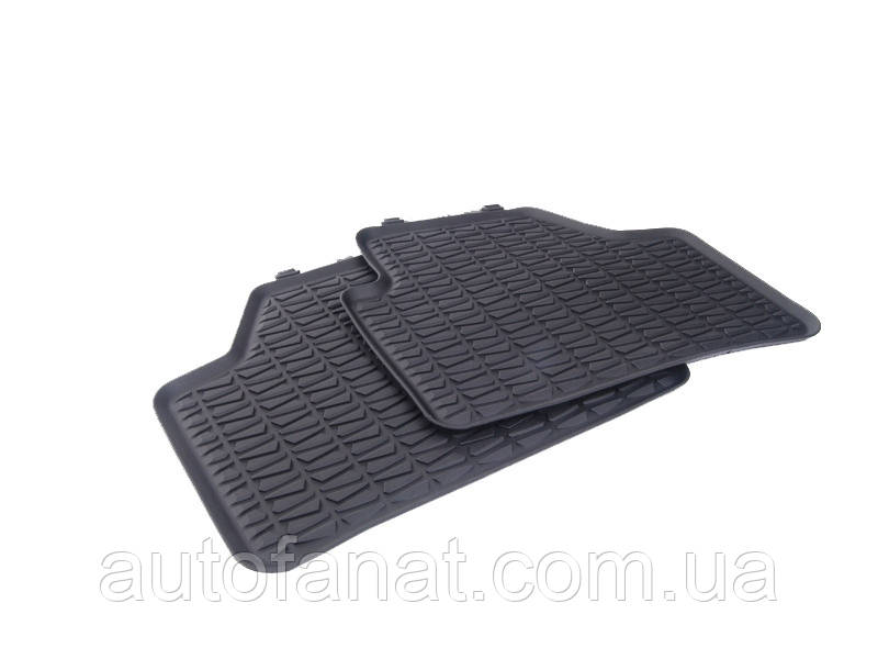 Оригинальные задние коврики салона BMW X1 (E84) (51472336795)