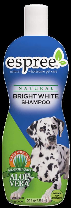 Espree Bright White Shampoo, 355 мл - шампунь для собак светлых окрасов