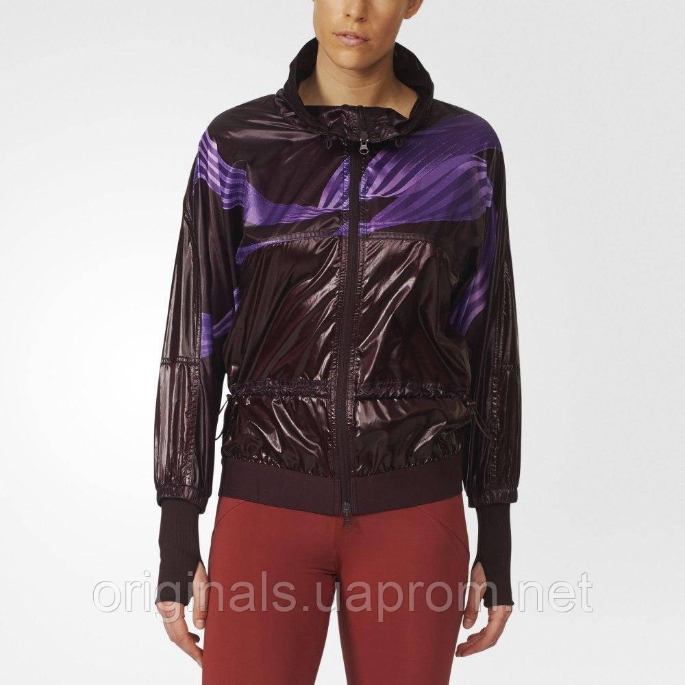 Ветровка Adidas By Stella McCartney RUN JACKET женская AX6990