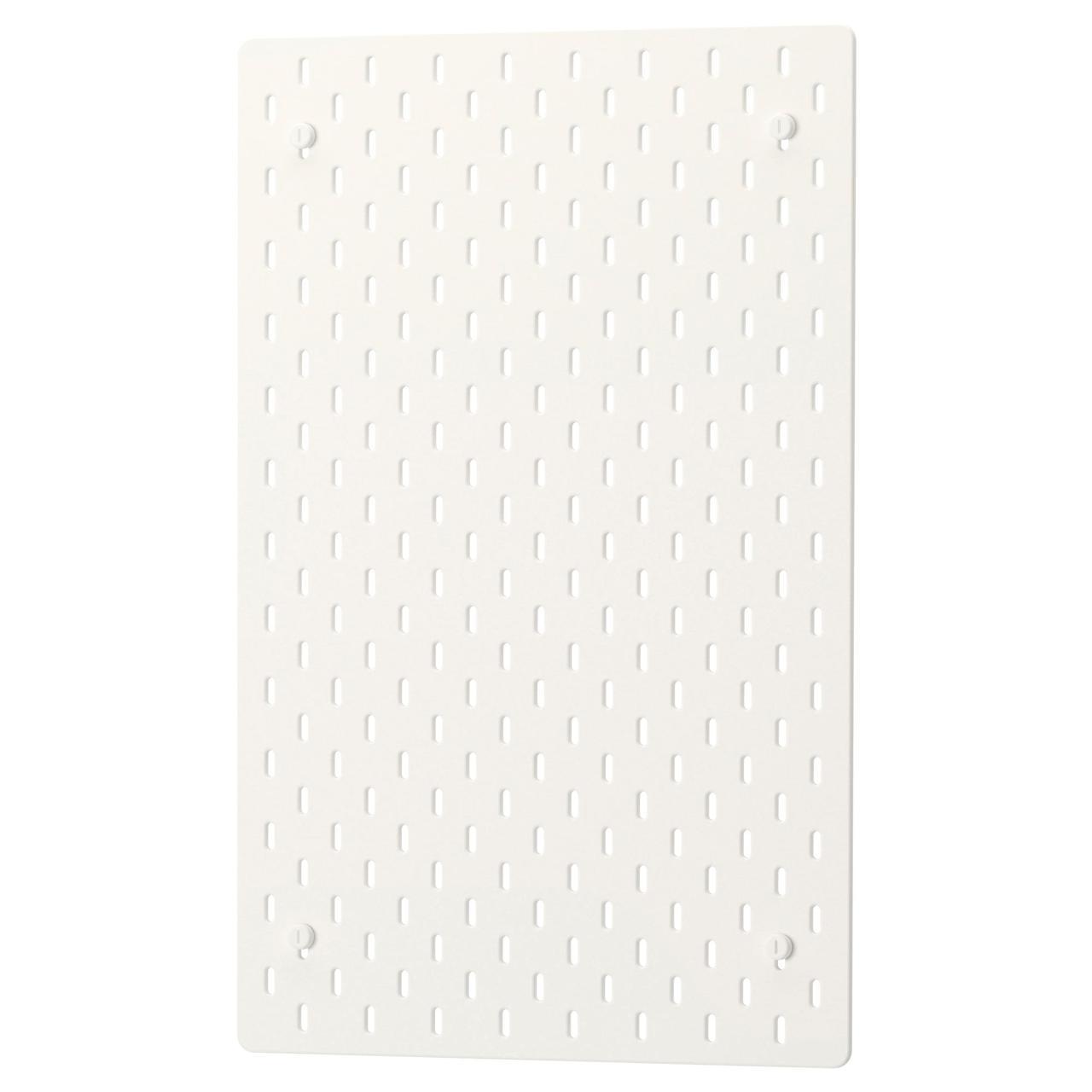 IKEA SKADIS (503.208.05) Перфорированная доска, белая